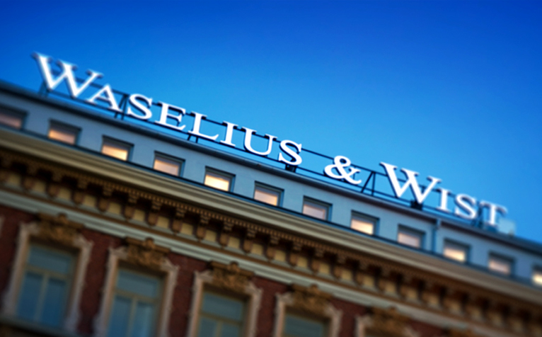 Waselius & Wist successfully represented MSD Finland Oy in first